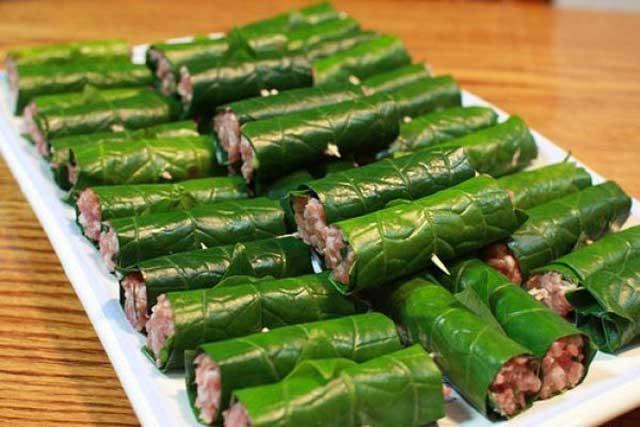 Dùng lá lốt chế biến thành các món ăn cũng là cách chữa và ngăn ngừa bệnh xương khớp