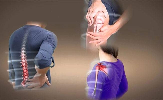 triệu chứng đau nhức xương khớp